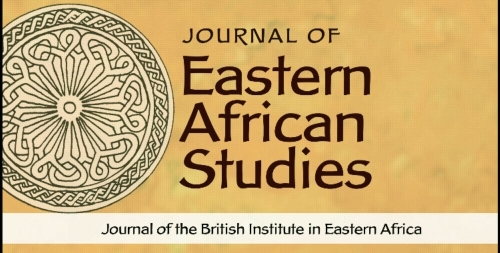 Journal of Eastern African Studies – Celebrating Ten Years (free access)
