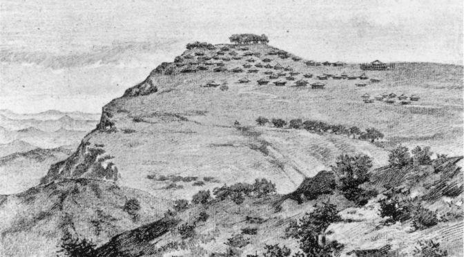 Economic Stagnation in Ethiopia, 1500-1800
