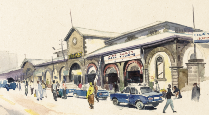 A Guide to Old Piazza, Addis Ababa