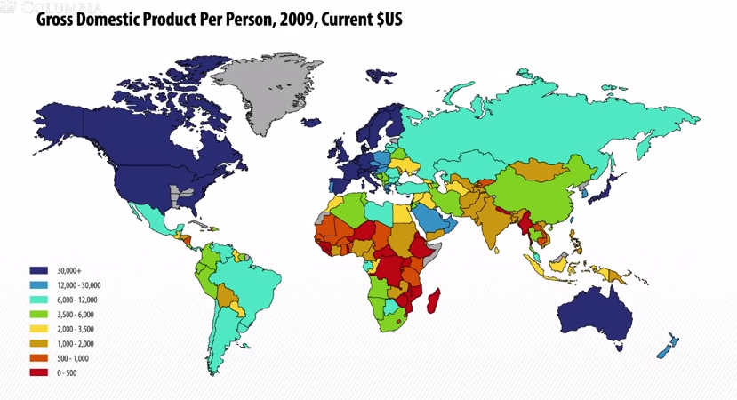 Why Did Some Countries Advance While Others Remained In Poverty - Countrys in poverty