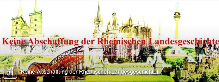 Rheinische Landesgeschichte