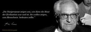 Dr. Fritz M. Bauer (1903-1968), hessischer Generalstaatsanwalt 1956-1968