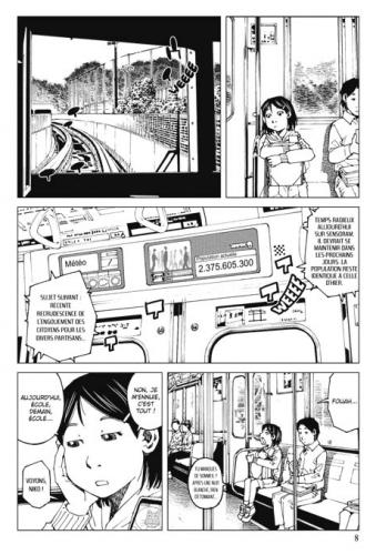 L'extérieur de la ville caché aux citoyens de SensoramSource : Nobuaki Tadano, 2012, Ethnicity 01,tome 1, planche 8, Doki-Doki.