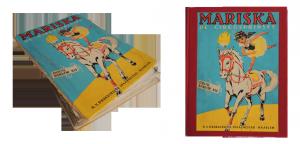 Mariska, la princesa del circo, 1955