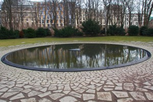 Memorial to the Sinti and Roma of Europe murdered under national socialism