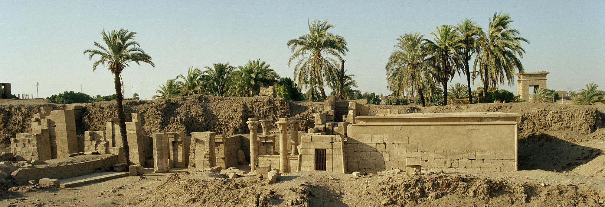 Temple de Ptah / Temple of PTah