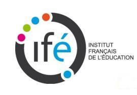 Logo de l'IFE