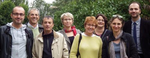 Le comité de pilotage des LéA