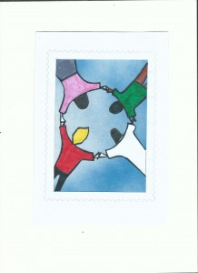 timbre fraternité (NONNON)