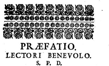 Préface Casauboniana