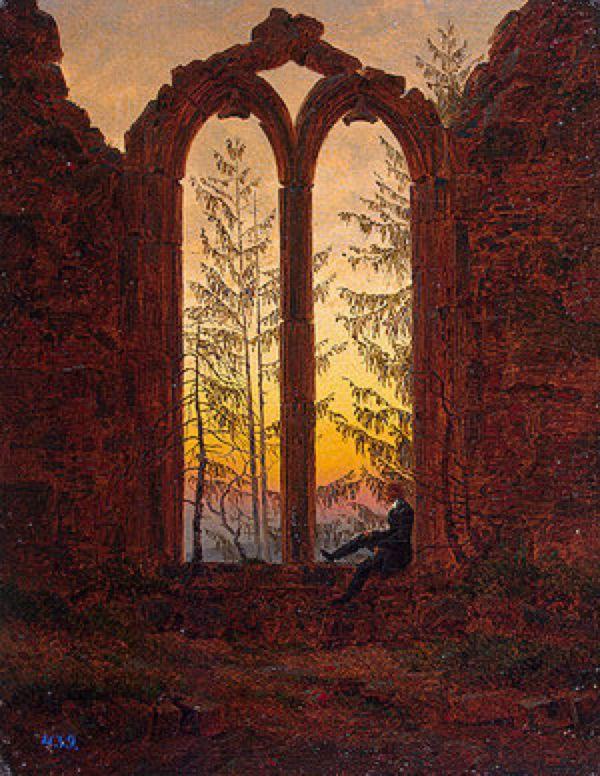 20080925_friedrich_ruins_of_a_monastery