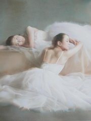 Asian-Ballet-Watercolor-Painting-360x480th