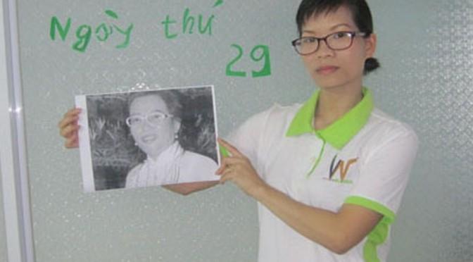 Phạm Thanh Nghiên : Dẫu chỉ một ngày [Même s'il ne s'agit que d'un jour]