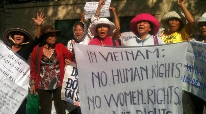 Viêt-Nam, la colère des femmes : de l'indignation à l'organisation