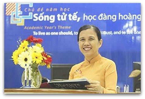 HieuTruongDHHoaSen_TsBuiTranPhuong
