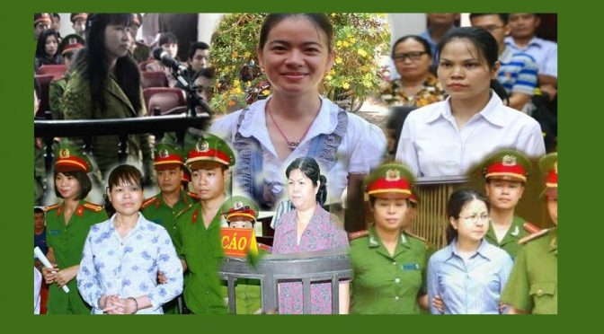 Paulus Lê Sơn : Cộng sản mạnh thua những người phụ nữ yếu