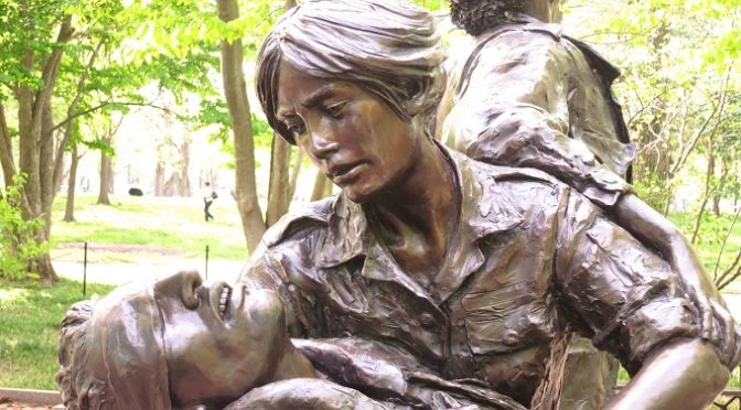Women at war: The crucible of Vietnam
