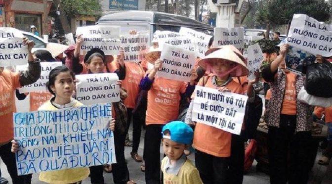 Pierre Daum : Résistances paysannes au Vietnam
