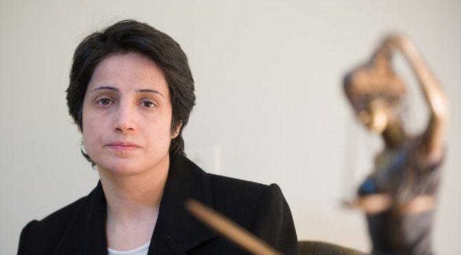 Nasrin Sotoudeh, une vie de combats [France Culture]