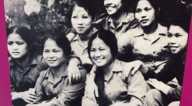 Tái hiện những ký ức kiêu hãnh của nữ chiến sĩ, thanh niên xung phong Trường Sơn