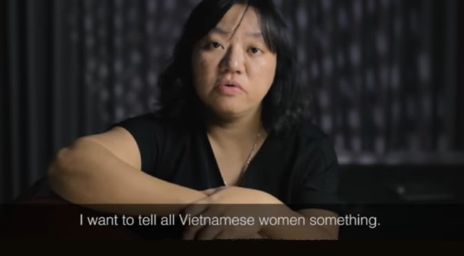 New documentary series highlights the struggles of women activists in Vietnam