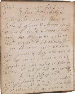 Folger Shakespeare Library, V.a.600.