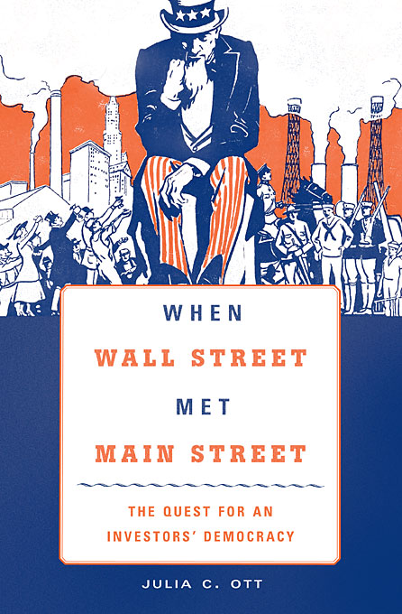 wallstreet mainstrett