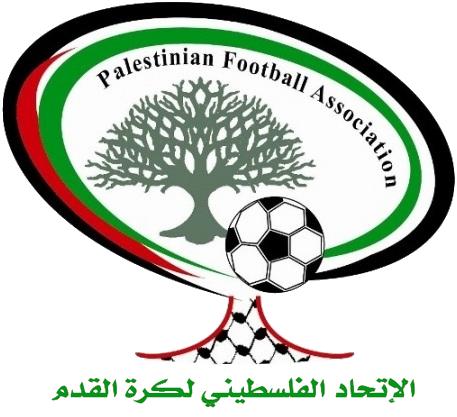 Logo de la Fédération palestinienne de football