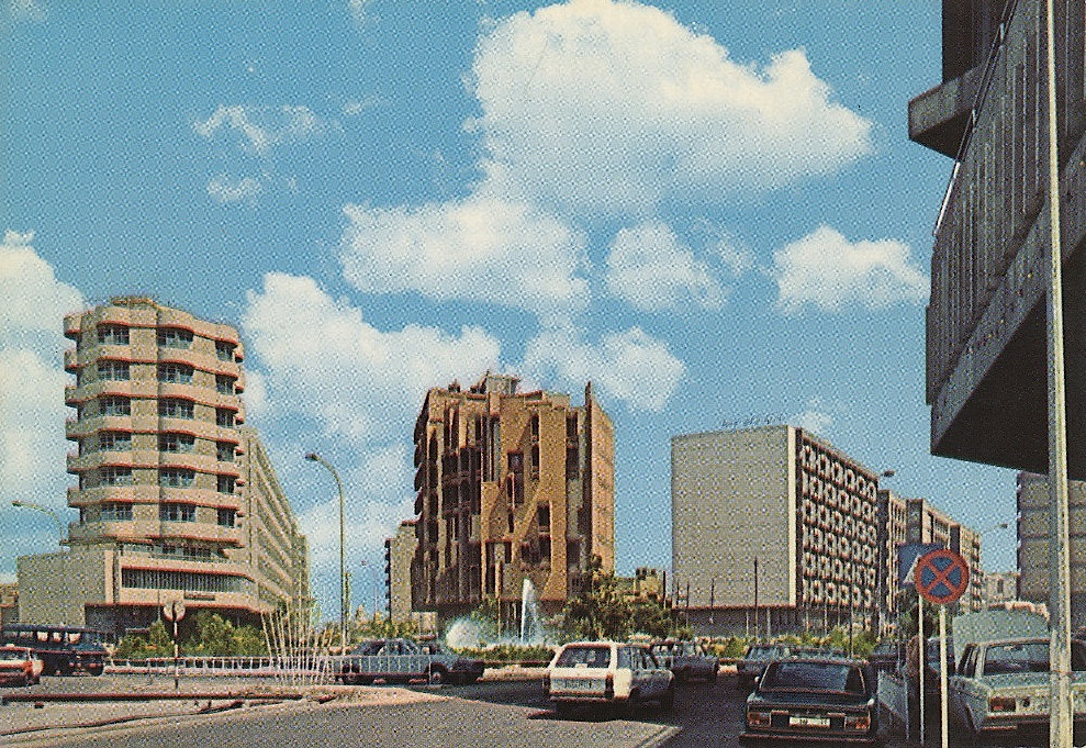 Bagdad, années 1960.