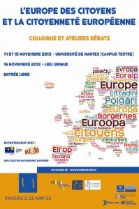 L'Europe des citoyens et la citoyenneté européenne : évolutions, limites et perspectives