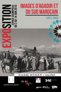 Exposition photographique : Images d'Agadir et du Sud marocain, 1912-1960