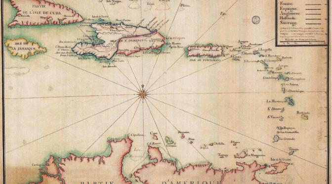 Les ports européens et les Antilles : quelles connexions ? (17ème  – début 18ème siècles)