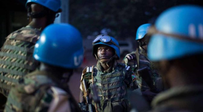 Journée d'études : «L'Europe et l'Afrique post-coloniale : conflits armés et enjeux sécuritaires»