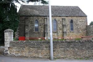 Faringdon Baptist Church, Bromsgrove face, http://www.geograph.org.uk © Roger Templeman, CC BY-SA 2.0