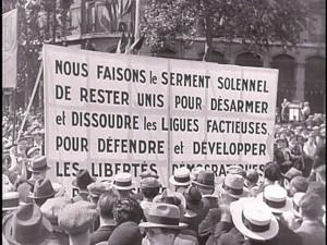 manifestation 1936