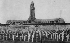 Lanterne des morts de Douaumont (Meuse)