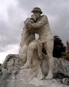 Monument aux morts de Chipilly (Somme)