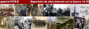 repertoire des sites