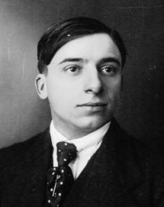 Eugène Gilbert en 1912