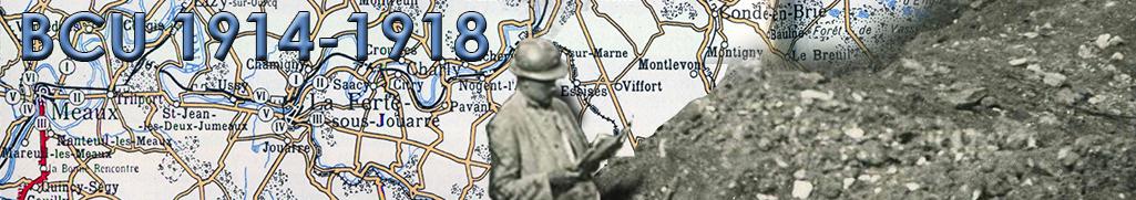 BCU 1914-1918