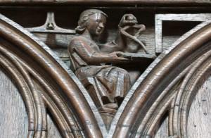 L'architecte (satlle) (cliché Éva Avril/CESCM)