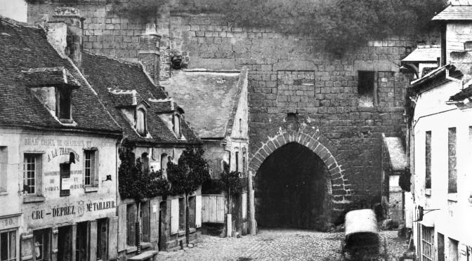 [28 avril 2016] Journée d'études : enceintes urbaines et portes de villes au Moyen Âge