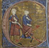 [7-9 févr.] Le Manuscrit du Roi, Paris BnF fr. 844, Table-ronde interdisciplinaire (Rome)