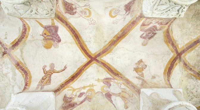 [Annulé] Journée d'études : Les cryptes romanes et leur décor peint