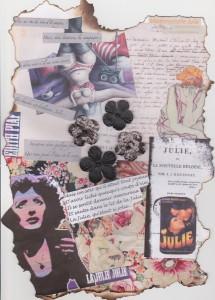 « Julie », une œuvre posthume de Paul Mallaire. (cc) Julie Morales (06/10/2013)