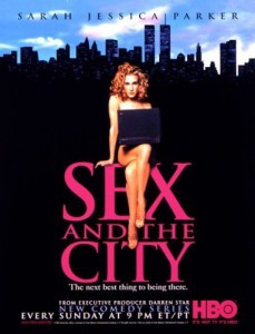 Sex and the City Poster from imdb site Keilo Jack