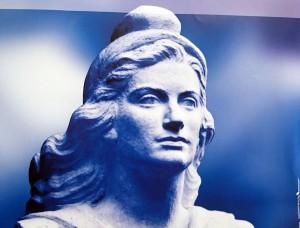 Marianne, figure allégorique de la République française