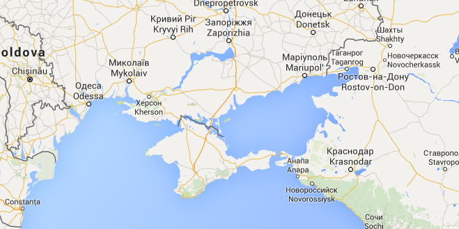 Madam Secretary and the Crimea to Moscow Centres and centralities