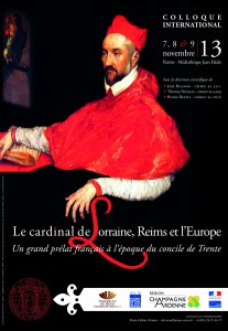 Cardinal de Lorraine, Reims et l'Europe