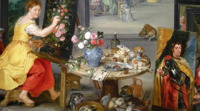 Colloque «<i>Topoi</i> et anecdotes artistique»